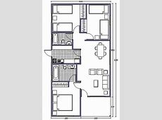 De De Casas Pisos Metris 8 2 Cuadrados De Planos 7
