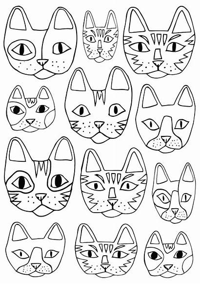 Stickers Coloring Pages