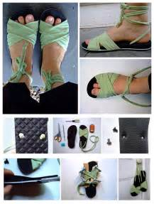 Make Your Own Sandals