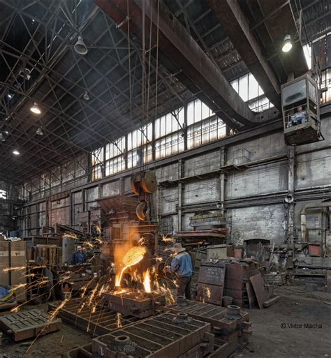 KD Foundry, grey iron casting   Viktor Mácha - industrial ...
