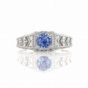 The history of sapphire engagement rings the natural for History of wedding rings