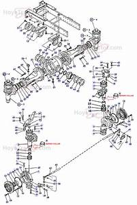 4wd External  Old Style     Yanmar Tractor Parts