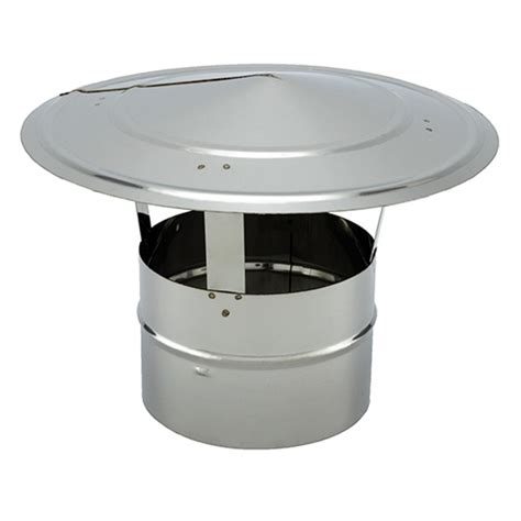 Chapeau Cheminee Inox by Tubage Chemin 233 E Chapeau Simple Paroi Pro 216 250