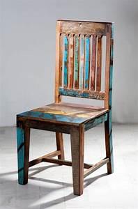 Stuhl Vintage Shabby : 2x shabby chic vintage stuhl 50x100x46cm ~ Orissabook.com Haus und Dekorationen