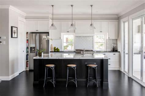 Kitchen Design Ideas Black Appliances by 10 Kitchens With Black Appliances In Trending Design
