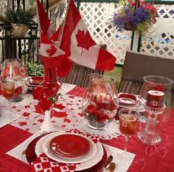 50 canada day table decorations centerpieces and summer ideas
