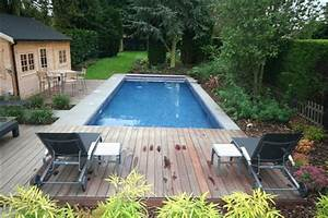 Home garden design small garden swimming pool for Small garden swimming pools
