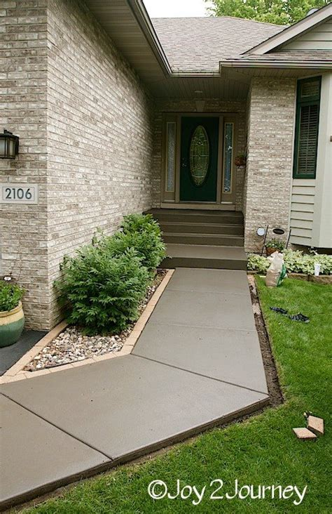 quick  easy curb appeal ideas    huge