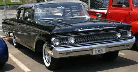 1960 Mercury Cars