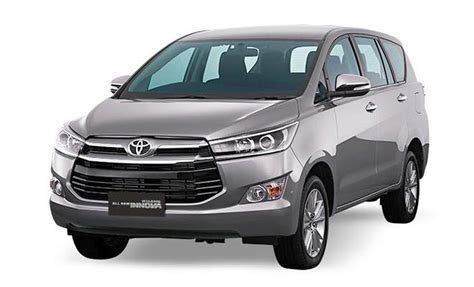 Toyota Kijang Innova Image by 2016 Toyota Innova Officially Revealed Images Details