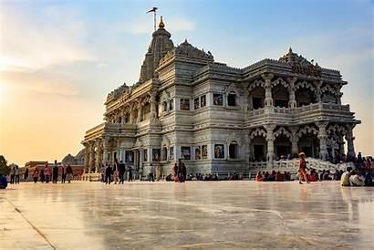 Vrindavan Mathura Tour Agra Places Delhi India