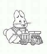 Ruby Max Coloring Pages Printable Cartoon Colouring Tots Drawing Cartoons Popular Printables Getcoloringpages Bunny Coloringhome sketch template