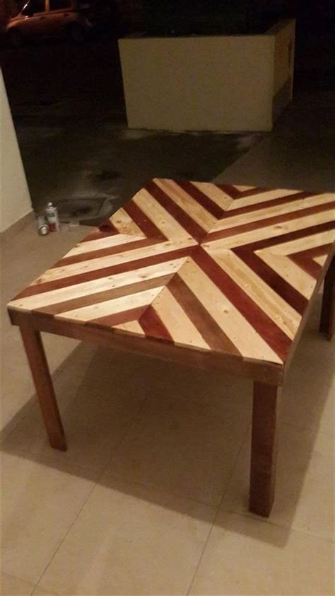 pallet coffee table outdoor dining table wooden pallet