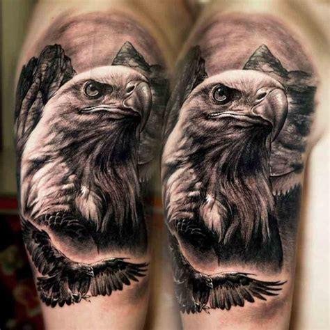 eagle head tattoos designs  meanings