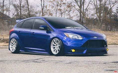 ford focus st tuning tuning ford focus st 2017 side