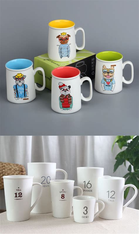 There are 895 wake and bake mug for sale on etsy, and they cost 32,06 $ on average. New Bone China High Quality Custom Logo Sublimation Printing Heat Transfer Stoneware Couple ...