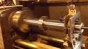 Manufacturing A Hydraulic Cylinder Piston Rod