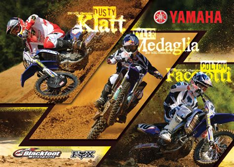 fox valley motocross team yamaha red bull blackfoot fox racing