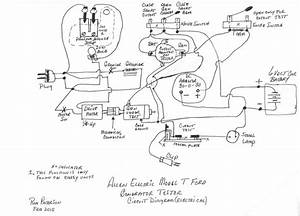 Ford Model A Generator Wiring