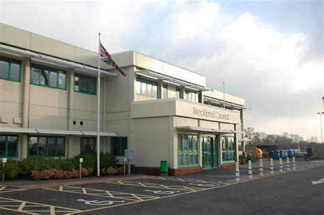 Council Headquarters, Dereham