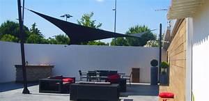 Voile Pour Terrasse : abris de jardin pergolas passerelles atlantic sud paysage ~ Premium-room.com Idées de Décoration