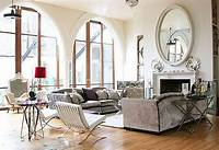 living room mirrors How to add style and creativity to your home with mirrors
