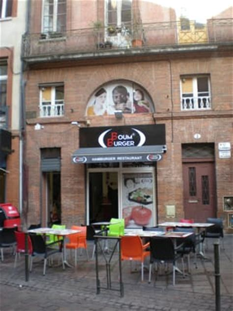 boum burger american traditional toulouse yelp