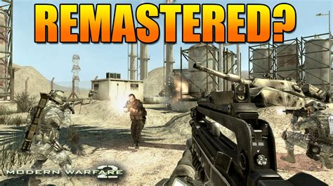 modern warfare  remastered    mw