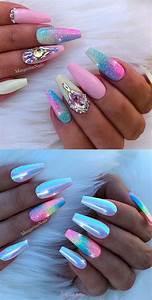 the best unicorn nail design ideas tutorials