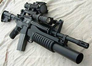 M4 carbine with grenade launcher | Rifles are radical ...