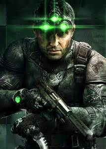 Sam Fisher Splinter Cell Blacklist