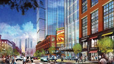 Td Garden Development Plan new development springing up at boston garden site