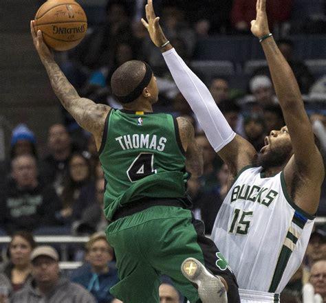 Avery Bradley's last-second foul hurts Boston Celtics in ...