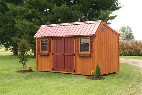portable storage sheds 17 simple resourceful garage shed organization tips
