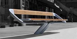 Mobilier Bois Design : designs innovants de mobilier urbain ~ Melissatoandfro.com Idées de Décoration