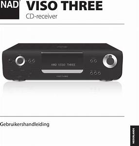 Nad Electronics Viso Three Music System Owner S Manual