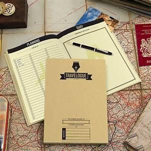 Carnet De Voyage Original : journal de voyage avec pages des pays gratter carnet ~ Preciouscoupons.com Idées de Décoration