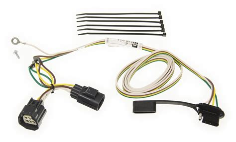 Jeep Wrangler Unlimited Custom Fit Vehicle Wiring Curt