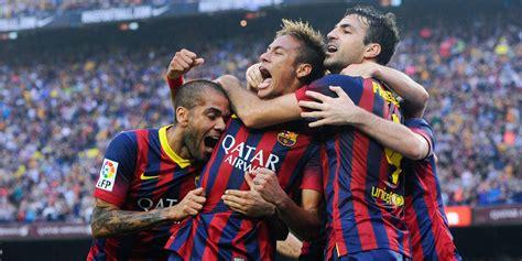 neymars el clasico goal marks  introduction