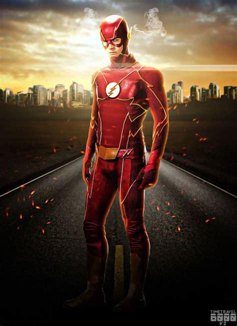 Flash New Suit by Timetravel6000v2.deviantart.com on ...