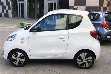 groupe si e auto cs presenta city car elettrica zd2 autonomia di 180
