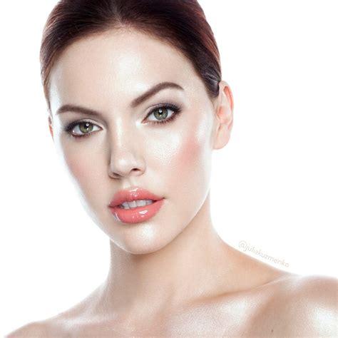 How We Shot It  Glow Makeup & Lighting  Master Beauty