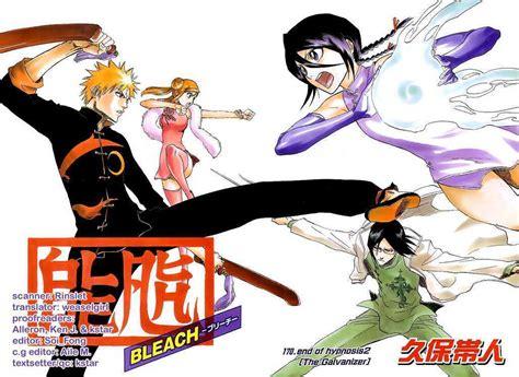 covers bleach manga tv photo  fanpop