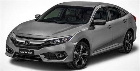 Honda Civic 2018 Chega Com Poucas E Boas Novidades  De 0