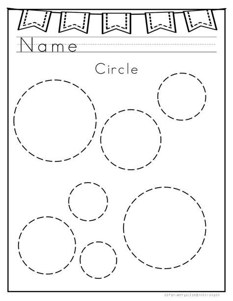 Best 25+ Shapes Worksheets Ideas On Pinterest  Shapes Worksheet Preschool, Tracing Shapes And