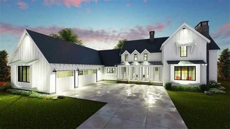 outside porch flooring top 10 modern farmhouse house plans la farmhouse