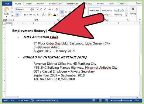 how to format a resume for an applicant tracking system ats
