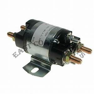 Yamaha G1 Electric Golf Cart 36 Volt Solenoid  124 6