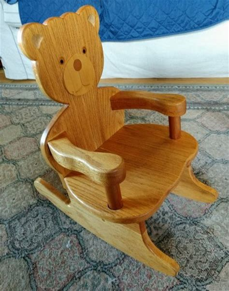 rocking chair   friend  plymouth  lumberjocks