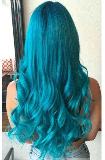 Best 25 Teal Hair Dye Ideas On Pinterest Teal Hair